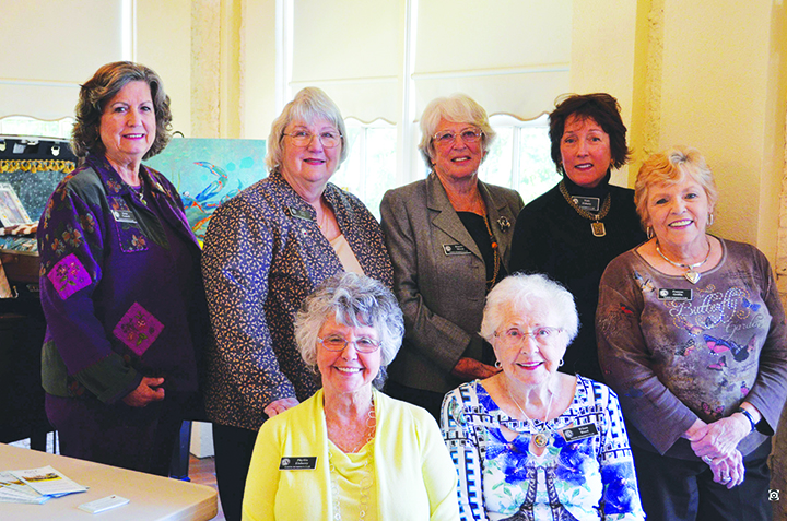 GFWC Ruskin Woman's Club Celebrates Serving The Community For Nine Decades