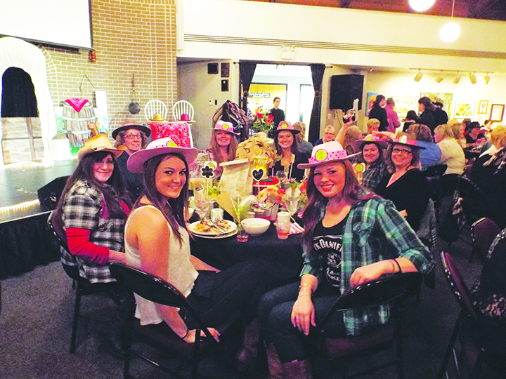 Center Place Presents 26th Annual Wild Dame Night Fundraiser
