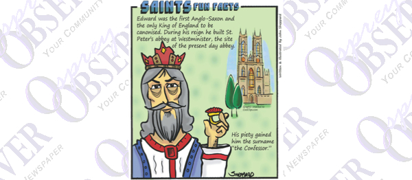 Get To Know Your Saints: February 2016