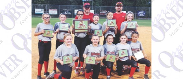 Riverview/Gibsonton Lady Warriors Post Softball Championship Winning Streak