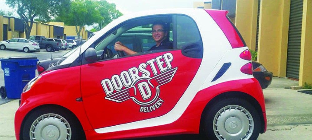 Doorstep Delivery Offers Local Favorites At Your Fingertips