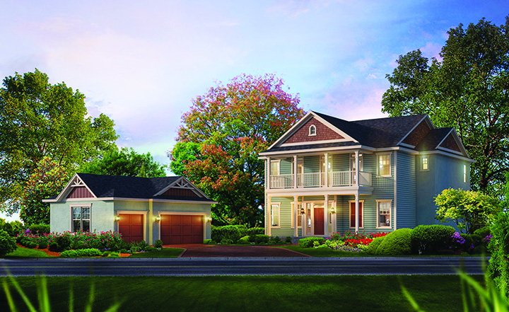 ICI Homes Welcomed To FishHawk As Developer Of This Year's Showcase Home
