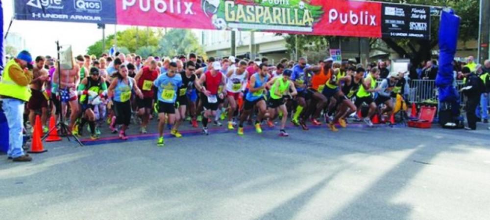 Gasparilla Distance race photo curtesy of Tampa Bay Run
