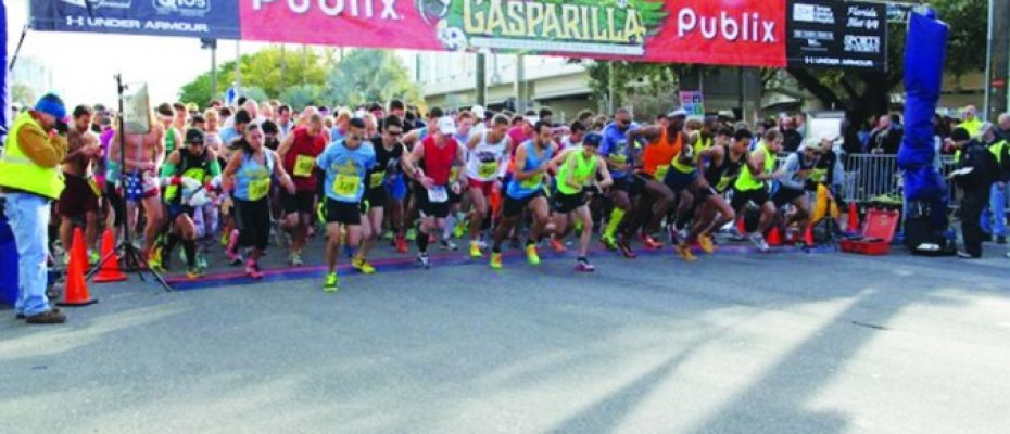 Publix Gasparilla Distance Race Weekend On Track To Break Attendance Record Of Over 30,000