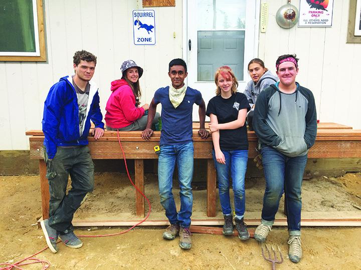 Bloomingdale High Student Volunteered In Remote Alaskan Native Village
