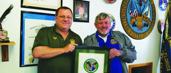 VFW Post 8108 Members Continue To Serve