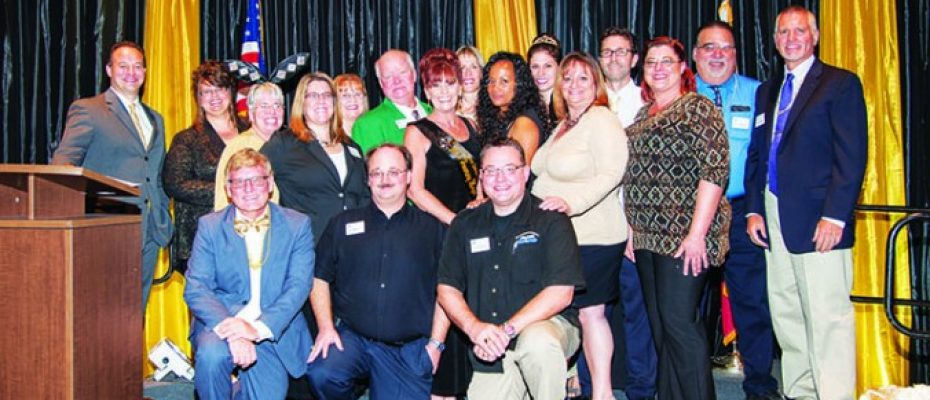 Celebrate The Gold Theme For Riverview Chamber 50th Annual Dinner