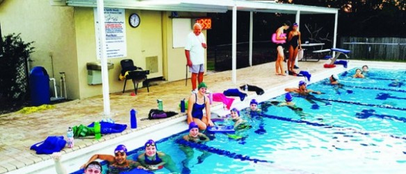 Apollo Beach Racquet And Fitness Club Welcomes Competitive Swim Team