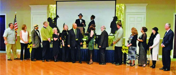 Awards Presented At Annual SouthShore Chamber Of Commerce Banquet
