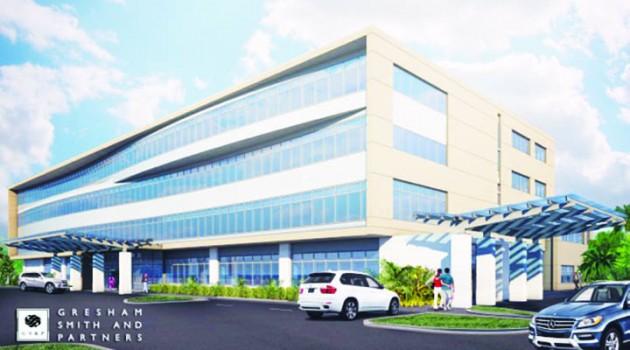 Tampa General Hospital Begins Construction On $60 Million Brandon Healthplex