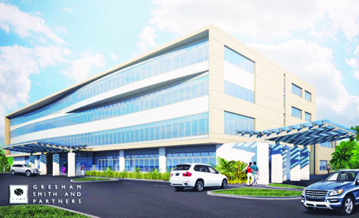 Tampa General Hospital Begins Construction On $60 Million Brandon Healthplex
