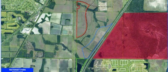 County Proposes Land Swap For Larger Future Waterset Sports Complex