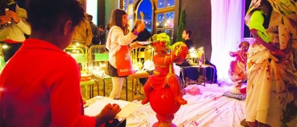 Winthrop Arts Community Launch Success, Will Host Upcoming Arts Festival