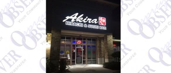 Akira Hibachi Restaurant Opens In Former Tokyo Japanese Spot