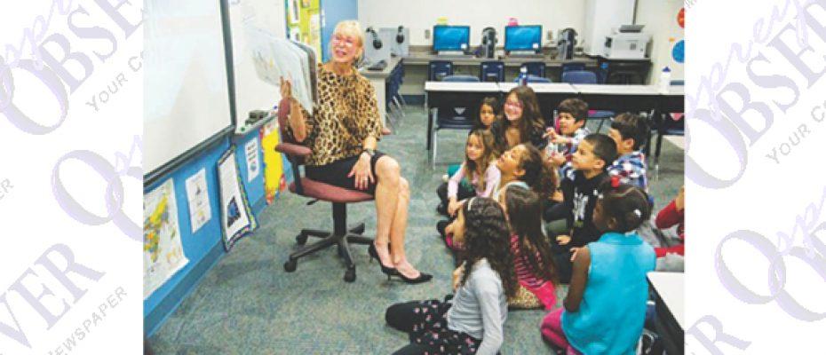 New Court At Yates Elementary, Florida Literacy Week Celebrations &More