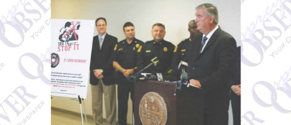 Crime Stoppers Launches Gun Bounty Program, Offers $1,000 Rewards