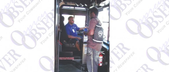 New Pilot Project Offers Students Free Bus Rides