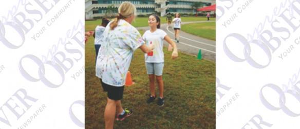Lithia Springs Elementary Fun Run Supports Giving Hope Through Faith Foundation