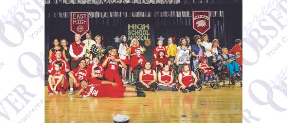 Lennard ESE Students Perform High School Musical
