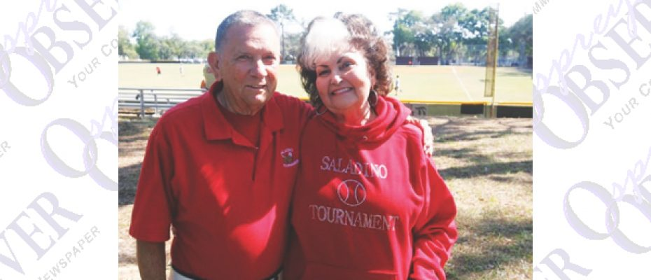 Community Loses Bertha Saladino, Matriarch Of Treasured Community Baseball Tournament