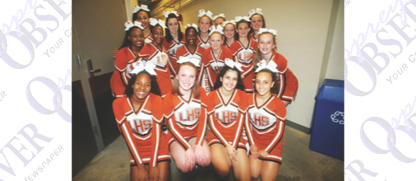 Local Squads Compete At 2016 Florida High School Competitive Cheerleading State Championships