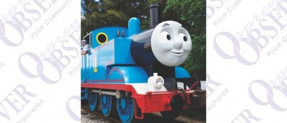 Thomas The Tank Engine And Friends Comes To Visit Tampa Area