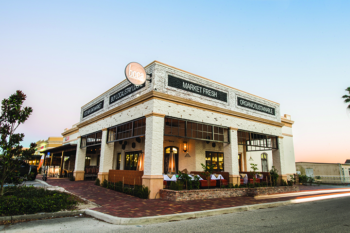 New Boca Kitchen Bar & Market In Winthrop Features Locally Sourced Ingredients