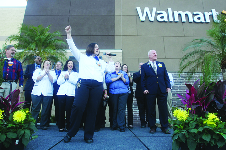New Valrico Walmart Supercenter Celebrates Grand Opening