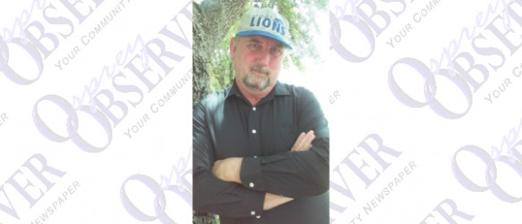 FishHawk Author Working On Sequel