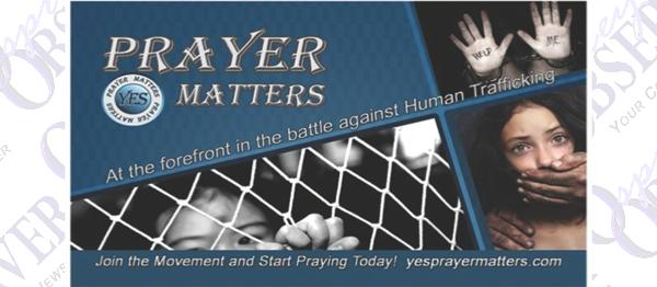 Breaking The Bonds Of Human Trafficking Through Prayer