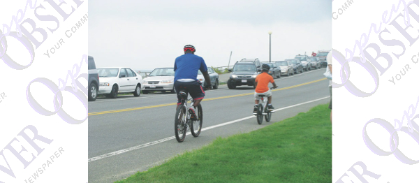Share The Road With Cyclists Safely