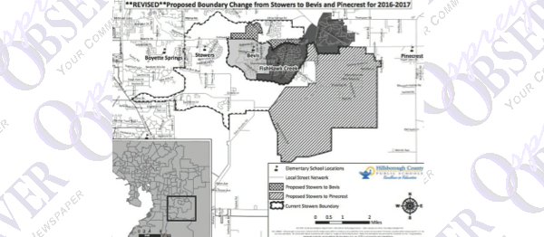 District Proposes Boundary Changes For Stowers, Bevis, Pinecrest Elementary Schools For 2016-2017 Season