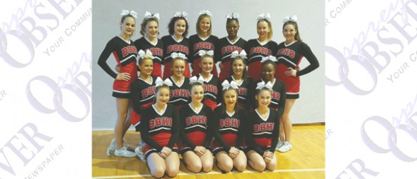 Bloomingdale Cheer Turns Trouble Into Triumph During State Final Appearance