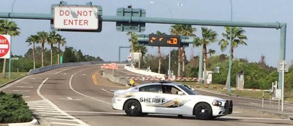 Hillsborough County Sheriff Deputy Killed by Wrong Way Driver