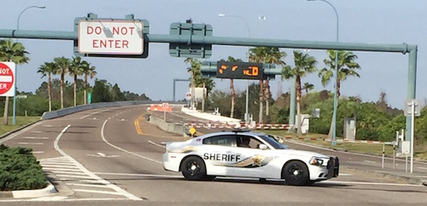 Hillsborough County Sheriff Deputy Killed by Wrong Way Driver