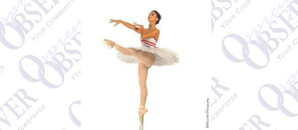 Dancer Teacher Accepted Into French Ballet Program