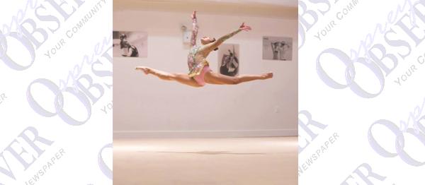 Tampa Bay Rhythmics Gymnasts Shine At Beginning Of 2016 Competitive Season