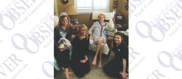 Resident Receives Act Of Kindness In Time of Need