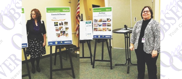 County Seeks Feedback For Libraries Future Through Public Meetings