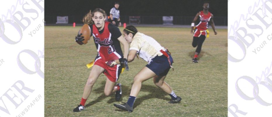 Flag Football Returns To Strong Spring Season Lineup