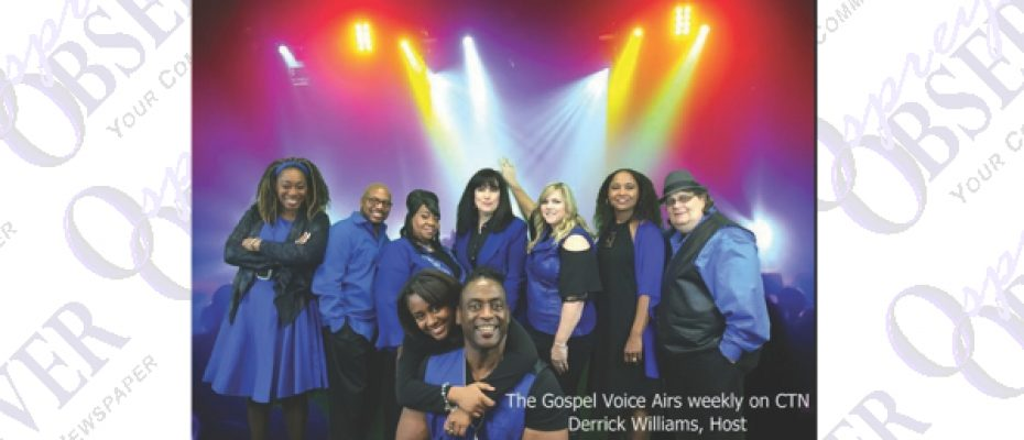 Derrick Williams Gospel Voice Tour To Benefit Local Homeless Ministry
