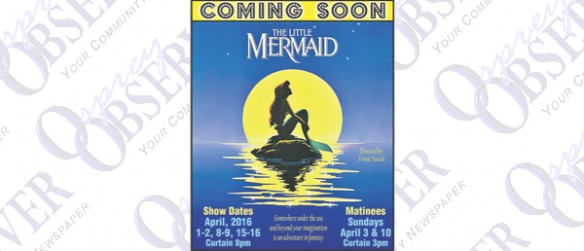 Village Players To Perform The Little Mermaid