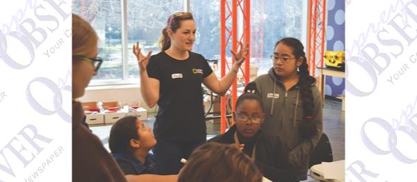 MOSI, Florida Aquarium, National Geographic To Provide S.T.E.M. Program For Underprivileged Girls