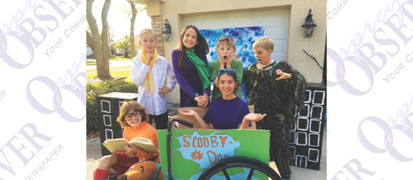 FishHawk Creek Elementary Students Win Odyssey Of The Mind Competition