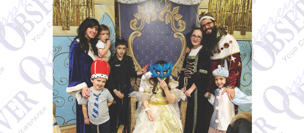 Purim In The Orient Celebration Brings Jewish Holiday To Life