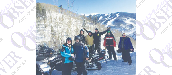 Vail Valley Tours Offers Exclusive Snowmobiling Memories