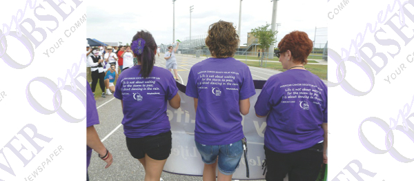 SouthShore Relay For Life Is  Closing The Book On Cancer!