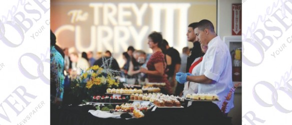 The Trey Curry Foundation Presents Masquerade Themed Vine To Wine Fundraiser