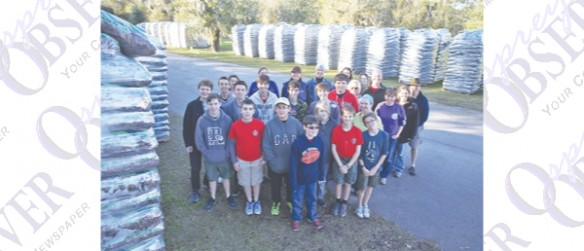 Local Boy Scout Troop Reports Record Sales For Annual Fundraiser
