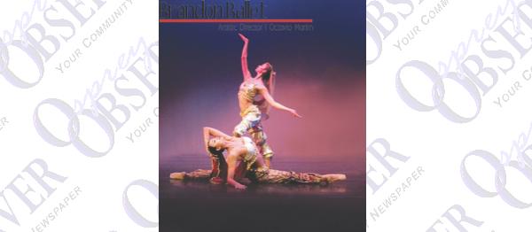 The Brandon Ballet To Perform Aladdin